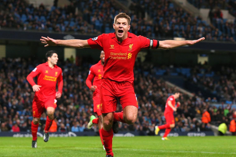 My Steven Gerrard